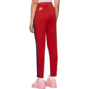 NikeLab x Martine Rose Edition Red Lounge Pants